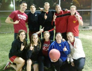 kickball champs fall 2012